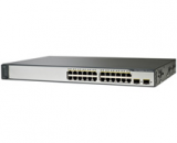 Switch Cisco WS-C3750V2-24TS-S 24 10/100 and 2 SFP