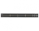 Switch Cisco SRW248G4P-K9-BR 48-portas 10/100 PoE